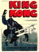 Monstres : Dinosaures   cover film King Kong