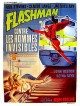 Adaptation de BD : Personaggi Fumetti   cover film Flashman contre les hommes invisibles