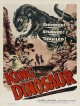 Monstres : Dinosaures   cover film King dinosaur