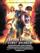Super-héros : Marvel   cover film CAPTAIN AMERICA: THE FIRST AVENGER