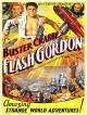 Adaptation de Bandes Dessinées   cover film Flash Gordon