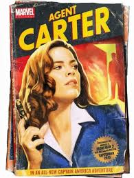 Super-héros : Univers cinématographique Marvel / MCU   cover film Marvel One-Shot: Agent Carter