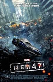 Super-héros : Marvel   cover film Marvel One-Shot: Item 47