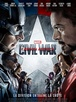 Super-héros : Univers cinématographique Marvel / MCU   cover film Captain America: Civil War