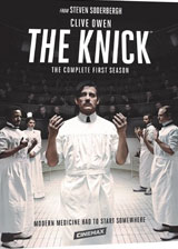 cover for The Knick