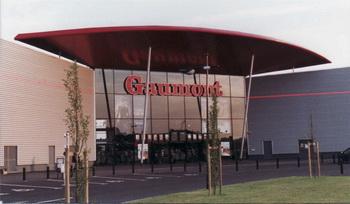 Salle De Cinema Gaumont Thillois