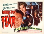 wallpaper  Ministry of fear 405591