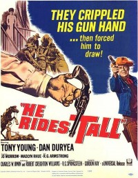 Poster He rides tall 429373