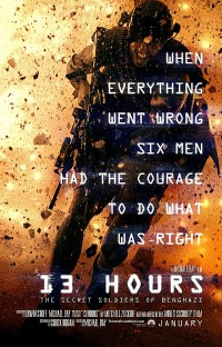 Poster 13 Hours: The Secret Soldiers of Benghazi 508579