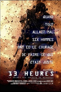 poster  13 Hours: The Secret Soldiers of Benghazi 512049