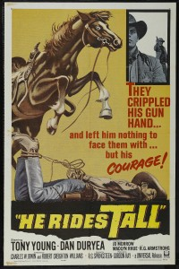poster  He rides tall 513480