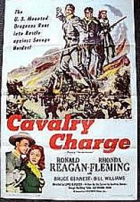 poster  Cavalry Charge (titre de re-sortie) 516185