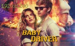 wallpaper  Baby Driver 541233