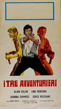 poster  Les Aventuriers 542030