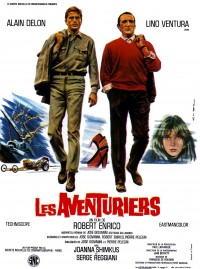 Poster Les Aventuriers 542037