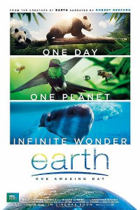 Poster Earth: One Amazing Day 547316