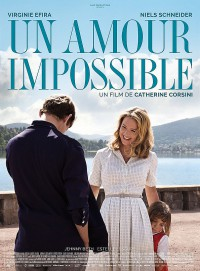 Poster Un Amour Impossible 558914